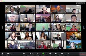 Las videollamadas en los negocios diarios